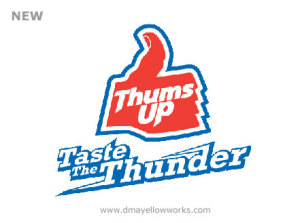Thums Up Rebranding